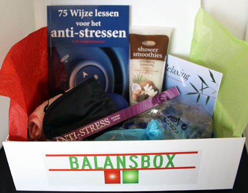 Antistresscentrum Balansbox